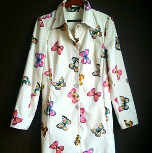 Karen Kane Butterfly Jacket